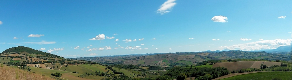 Panoramica valle